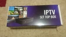 Original Infomir MAG 245 ( Update model MAG250 ) Box IPTV NEW Multimedia player