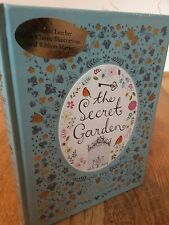 The Secret Garden Leather Bound hardback