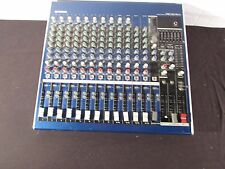 YAMAHA MG16/6FX Audio Mixing Console Mixer Only No Power Supply See Details!