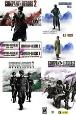 Company of Heroes 2 Master Collection PC & Mac [Steam key] No Disc