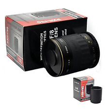 Opteka 500-1000mm High Definition Mirror Telephoto Lens Pentax K2000 K200D DLSR