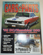 Cars & Parts Magazine '63 Lincoln Continental July 2001 030415R