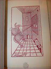 ARTE - MAX ERNST Grafische Oeuvre 1972 Brusberg Dokumente 3, con LITO Originale