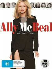 Ally McBeal : Season 1-5 (DVD, 2012, 30-Disc Set)