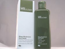 DR. WEIL FOR ORIGINS MEGA-MUSHROOM SKIN RELIEF SOOTHING TREATMENT LOTION-NIB