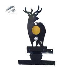 Airgun Elk Field Target With 4 Bullseyes Rings knock down field target