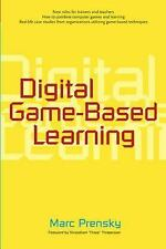 Digital Game-Based Learning by Marc Prensky (2007, Paperback)