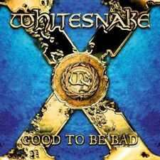 Good To Be Bad - Whitesnake (2008, CD NEUF)2 DISC SET