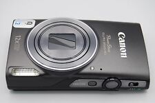 Canon PowerShot ELPH 350 HS / IXUS 275 HS 20.2 MP Camera Black