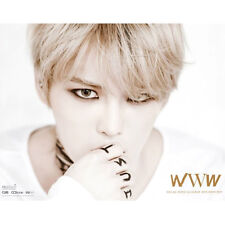 JYJ KIM JAE JOONG-[WWW:WHO,WHEN,WHY] 1st Album CD+Photo Book+Card Sealed K-POP