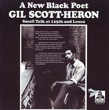 GIL SCOTT-HERON Small Talk At 125th And Lenox FLYING DUTCHMAN RECORDS Sealed LP