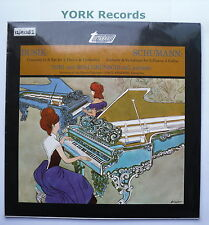 TV 34204S -  DUSIK - Piano Concerto TONI & ROSI GRUSCHLAG - Ex Con LP Record