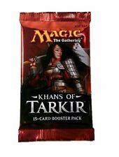 Khans of Tarkir Booster englisch MtG Magic the Gathering