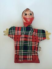 Vintage Walt Disney Peter Pan hand puppet by Gund Toy imaginary play