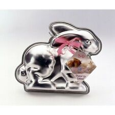 Nordic Ware 41200 3-D Easter Bunny Cake Pan Mold