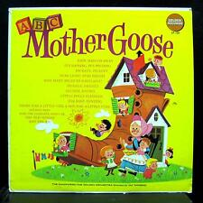 THE SANDPIPERS - THE GOLDEN ORCHESTRA abc mother goose LP VG+ GLP 109 Mono Vinyl