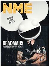 NME Magazine - 2nd December 2016 - deadmau5