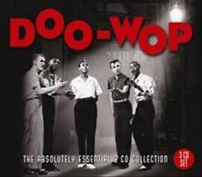 Doo-Wop: The Absolutely Essential 3 Cd Collection by Various Artists *New CD*