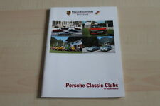 124590) Porsche Classic Clubs Prospekt 200?
