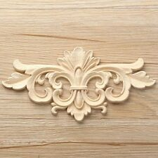wooden furniture applique .natural hevea tree . See all my items.