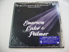 EMERSON LAKE & PALMER - WELCOME BACK MY FRIENDS - 3LP VINYL REISSUE 2016 SEALED