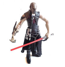 "Star Wars Force Unleashed video juego Starkiller 3.75"" Figura Juguete Mega Raro"