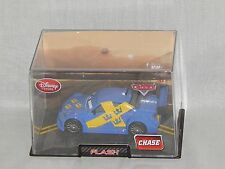 disney store cars 1:43 diecast in case flash chase