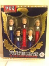 PEZ Presidents Of The United States Volume 3 NEW Sealed