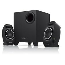 2.1 Channel Home Theater Speaker Sound System Stereo Audio TV Subwoofer Computer