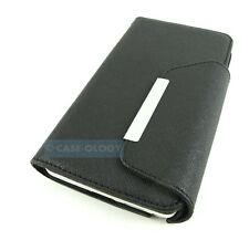 BLACK WALLET ZIZO POUCH CASE COVER FOR SAMSUNG GALAXY NOTE III 3 ACCESSORY