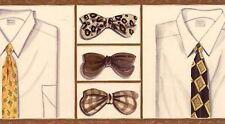 Wallpaper Border Spicher Co Mens Shirts and Bow Ties