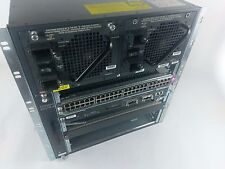 Cisco WS-C4507+E  WS-X45-SUP6L-E    **Warranty**