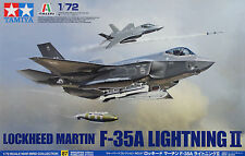 Tamiya 60787 Lockheed Martin F-35A Lightning II 1/72 scale kit