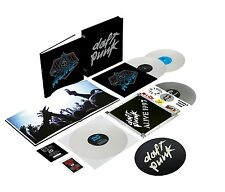 DAFT PUNK - BOX ALIVE 2007/ALIVE 1997 4 VINYL LP NEW+