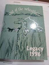 1996 YEARBOOK EAGLE HIGH SCHOOL IDAHO OUT OF THE WHEATFIELDS