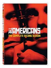 The Americans . The Complete Season 2 . Staffel . Keri Russell . 4 DVD . NEU OVP