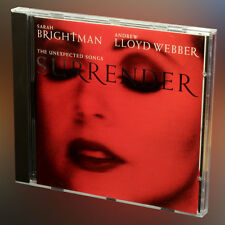 Sarah Brightman - Andrew Lloyd Webber - Surrender - musik cd album