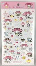 My Melody Stickers Decoration Stationary Sanrio Japan