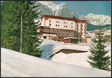 "cartolina SAPPADA albergo ""casa ai monti"""