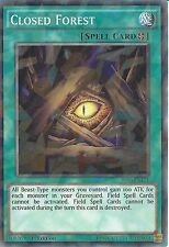 YU-GI-OH: CLOSED FOREST - SHATTERFOIL RARE - BP03-EN171 - 1st EDITION