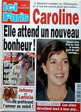 CAROLINE DE MONACO_KATE WINSLET_GILBERT BECAUD_WILLIAM SHELLER_MONICA LEWINSKY