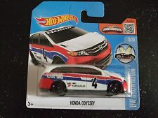 Hot wheels 2016 honda odyssey hw showroom 5/10 - moc