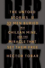 Deep Down Dark: The Untold Stories of 33 Men Buried in a Chilean Mine, and the M