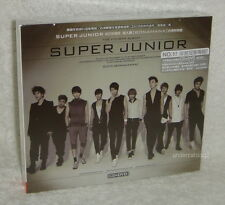 K-POP Super Junior Bonamana Taiwan Ltd CD+DVD