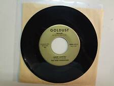 """FOUR DIMENSIONS:Sand Surfin'-I Love You For What You Are-U.S. 7"""" Goldust Records"""