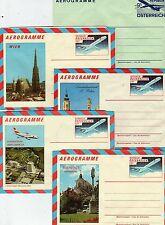 5 Aerogramme - ungebraucht ( 23557-o1 )