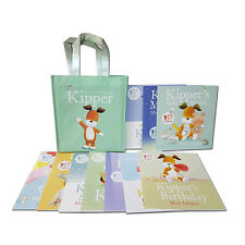 Mick Inkpen Collection Kipper 10 Books Set NEW Kipper,Kipper's Birthday,Monster