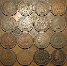 *HHC* Indian Head Cent, All 1900's. Good Circulated condition, Price per coin