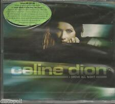 CELINE DION - I drove all night - CDs SINGLE 3 TRACKS