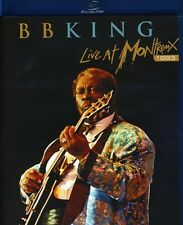 B.B. King: Live at Montreux 1993 (2009, Blu-ray NEUF) BLU-RAY